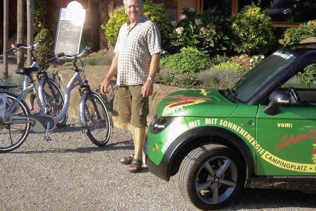 Ökologisch mobile Gäste