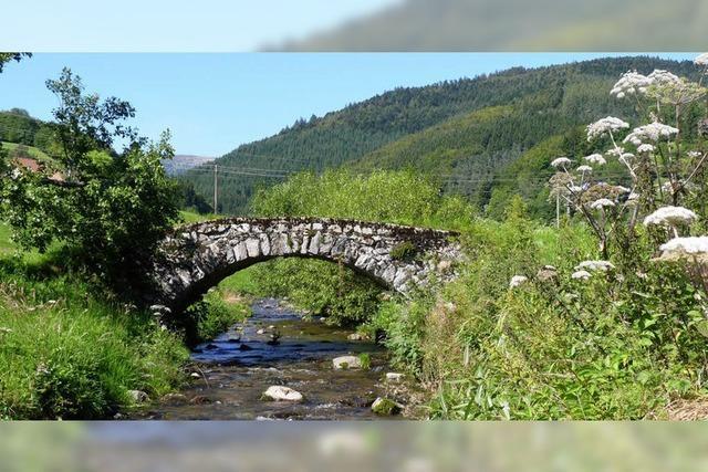 Das Geheimnis der alten Steinbrücke