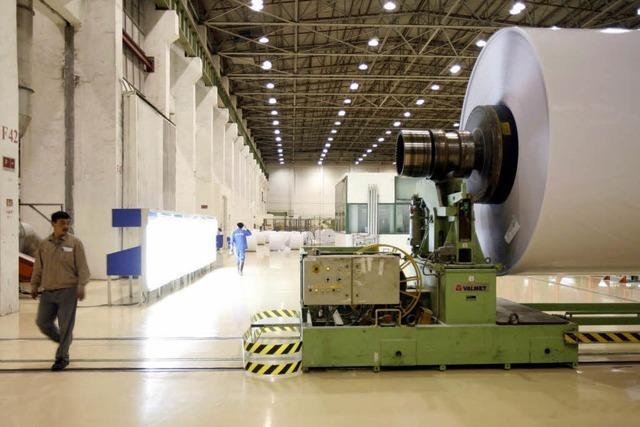 Albbrucks Alptraum wird wahr: Papierfabrik schließt