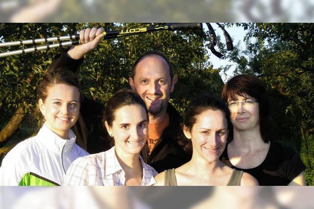 Quartett will 100 Kilometer in 30 Stunden marschieren