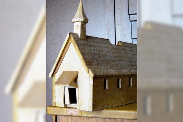 Kapelle blieb ein Wunsch