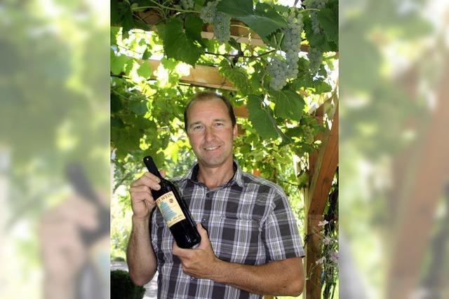 Weingenuss im historischen Ortskern