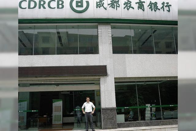 Chinesisches Finanzwesen aus der