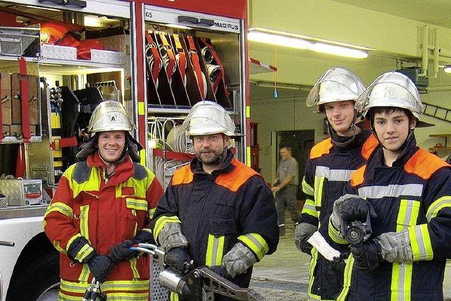 Tag der offenen Tür der Feuerwehr