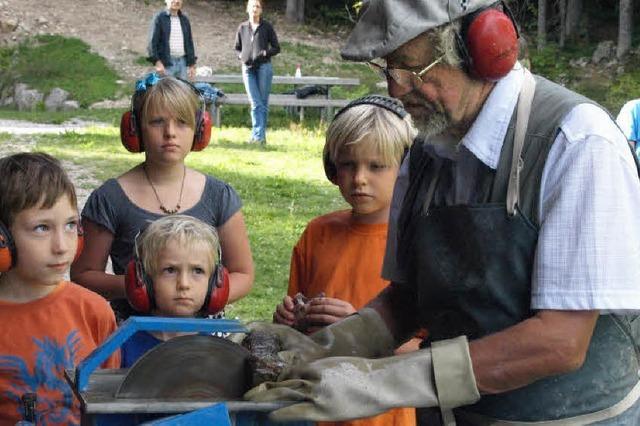 Interessante Geschichte(n) aus der Grube