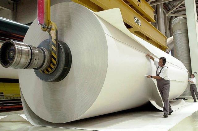 UPM will Papierfabrik Stracel in Straßburg verkaufen