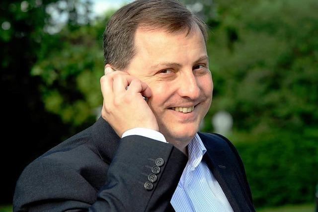 Daniel Sander wird Geschäftsführer der Ingenieurkammer Baden-Württemberg