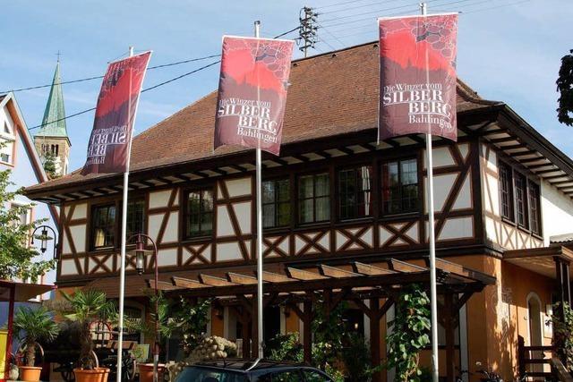 Winzer aus Bahlingen und Schliengen/Müllheim wollen fusionieren