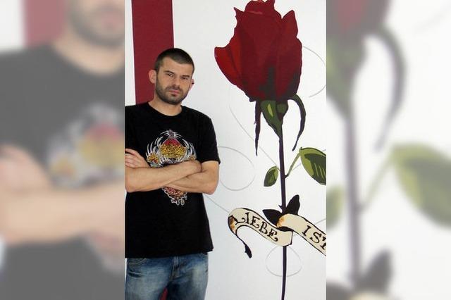 Markgräfler Kunstpreis geht an an Stefan Winterle