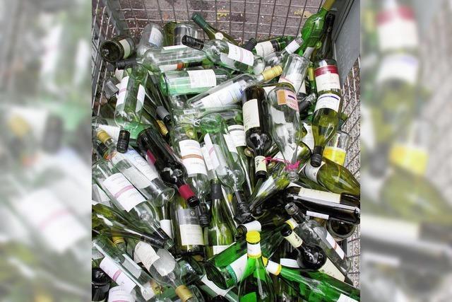 Weinfest Breisach: Absatz stieg um 3 Prozent