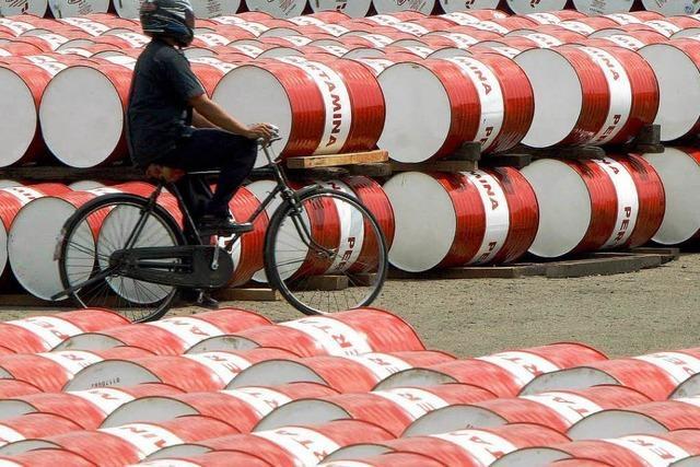 EU boykottiert Öl aus Syrien