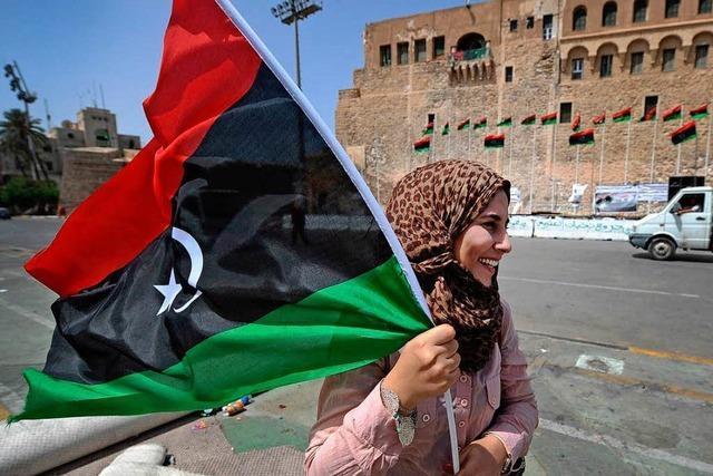 UN-Mission für Libyen?