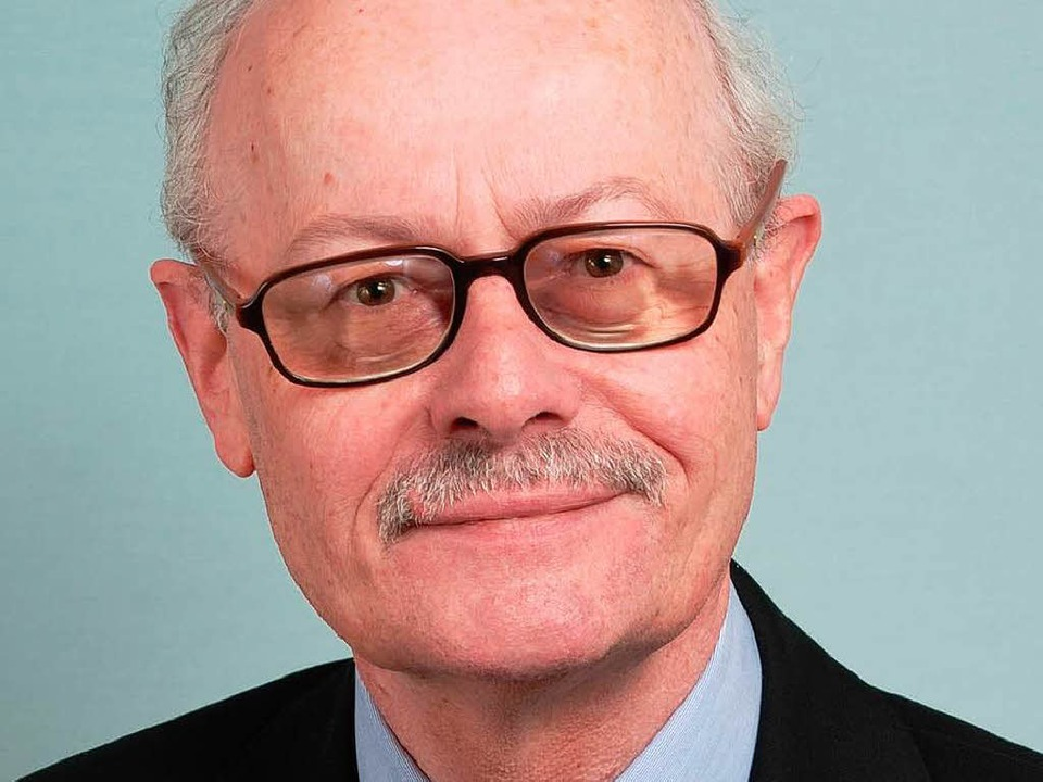 Ernst Baltensperger, emeritierter Prof...alist für Geldtheorie und Geldpolitik.  | Foto: BZ