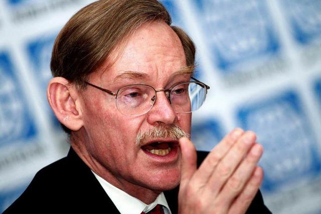 Zoellick warnt: Weltwirtschaft rutscht in