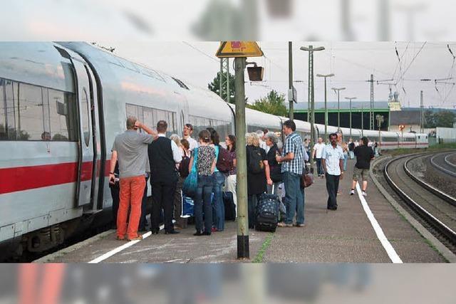Stellwerk-Störung legt Zugverkehr lahm