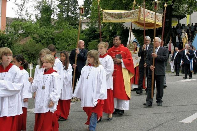 Hochsal feiert Patrozinium