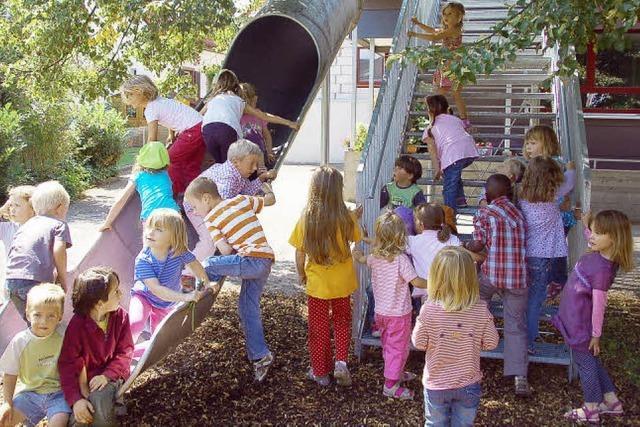 Kinderbetreuung steht vor Umbau