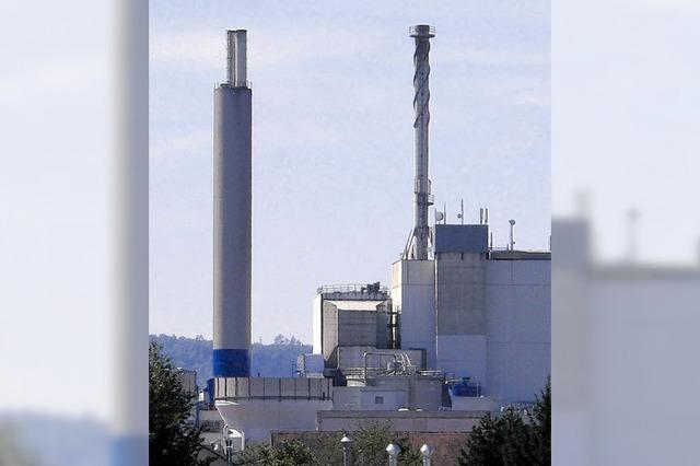 Großdemonstration für den Erhalt der Papierfabrik