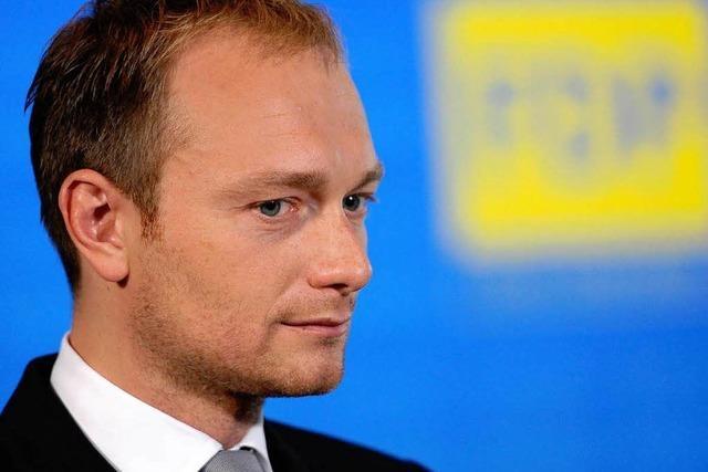 Bange Blicke bei der CDU, Entsetzen in der FDP