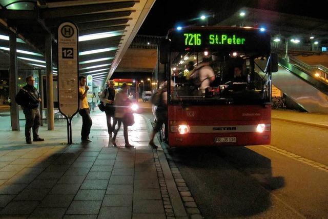 SBG setzt in Discobussen Sicherheitskräfte ein