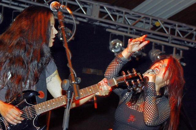 Ein Rockfest