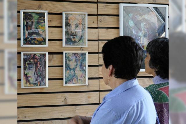 Ausstellung mit Werken von Hans Lang