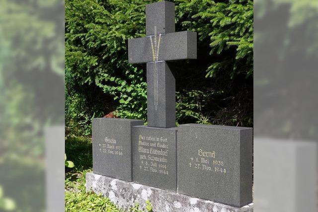Unschuldige Opfer des Krieges