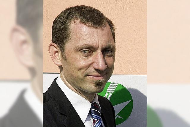 Offenburger leitet den BLHV Ortenau