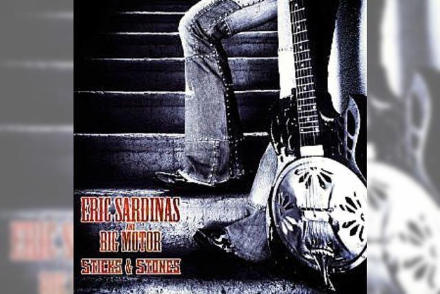 CD: ROCK II: Vorliebe für den Blues