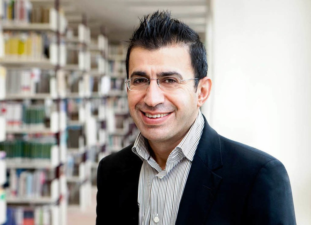 Pädagoge Ahmet Toprak, Professor an de...chaften an der Fachhochschule Dortmund  | Foto: privat