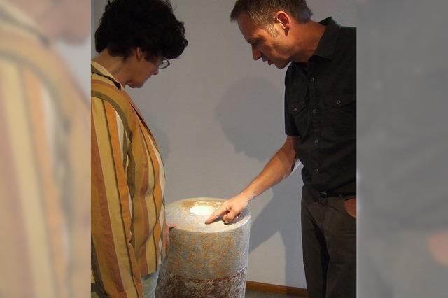 Keramiker Martin Goerg zeigt im Keramikmuseum Staufen seine Werke