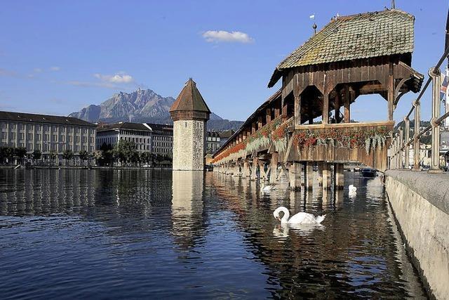Die Schweiz entdecken