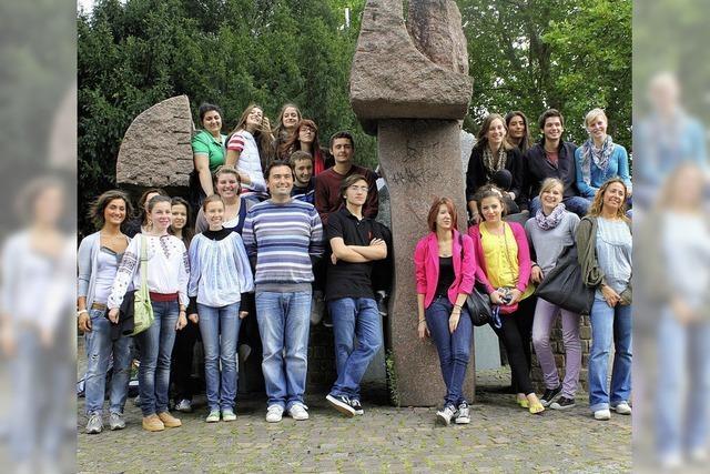 Gemeinsam Visionen für den Rührberg entwickelt