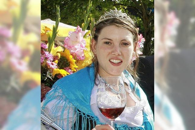 Die neue Weinkönigin wird am Samstag gekrönt