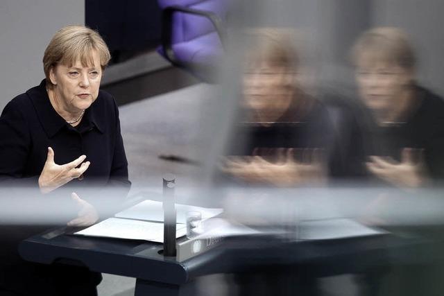 Angela Merkels starke Rede