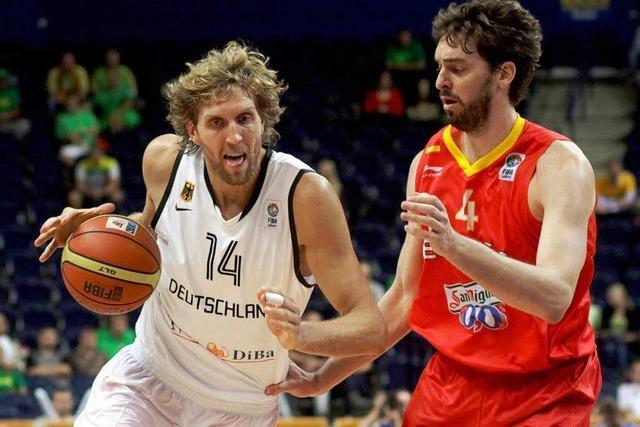 Deutschland verliert gegen Spanien