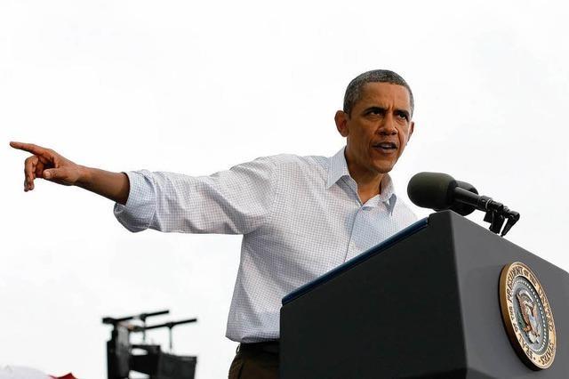 Obama will 300 Milliarden Dollar für Jobs