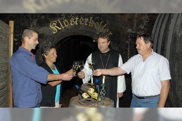 Kiechlinsbergen hat vielfältige Bezüge zum Kloster