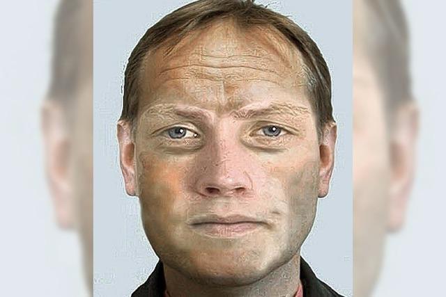 Polizei sucht Zeller Räuber mittels Phantombild