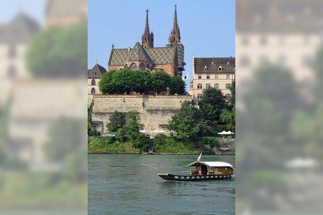 Basel öffnet sein Schatzkästchen