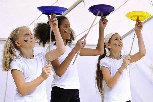 AWO-Stadtranderholung: Singen und Tanzen in Günterstal