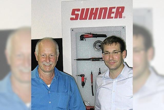 Ein neuer Betriebsleiter bei Suhner in Bad Säckingen
