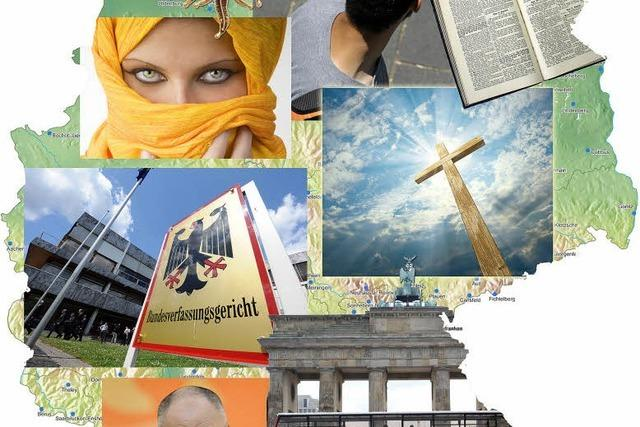 Die Religion und der Staat