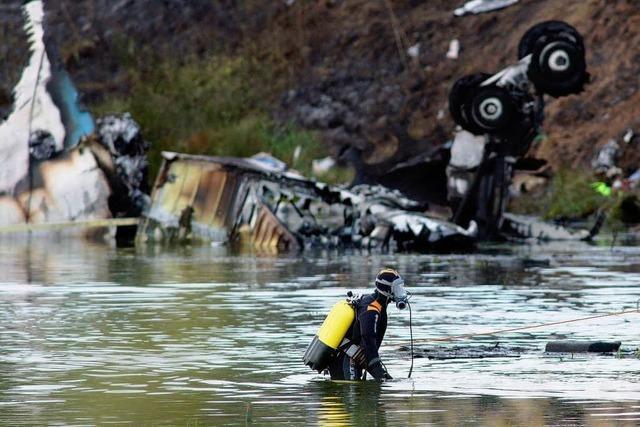 Flugzeugunglück hat Konsequenzen