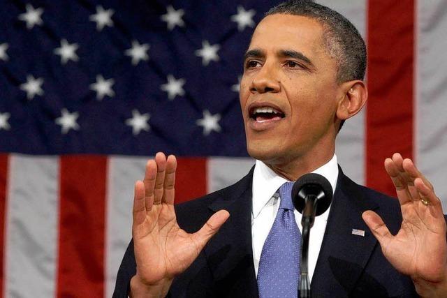 450 Milliarden: Obama will Wirtschaft einen Schub geben
