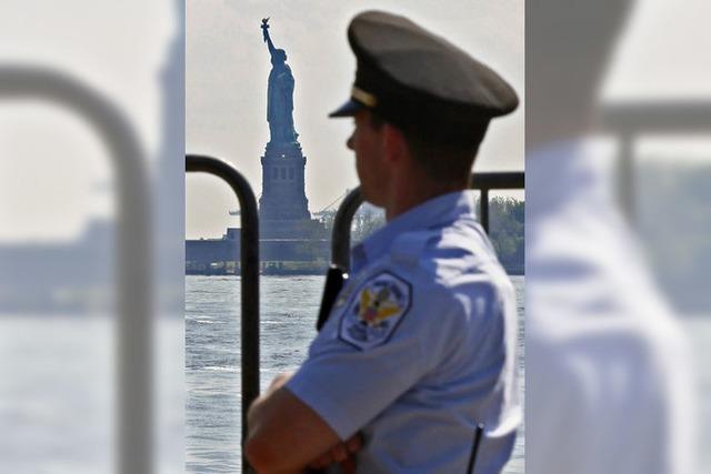 New York verstärkt Sicherheit wegen möglicher Terrorpläne