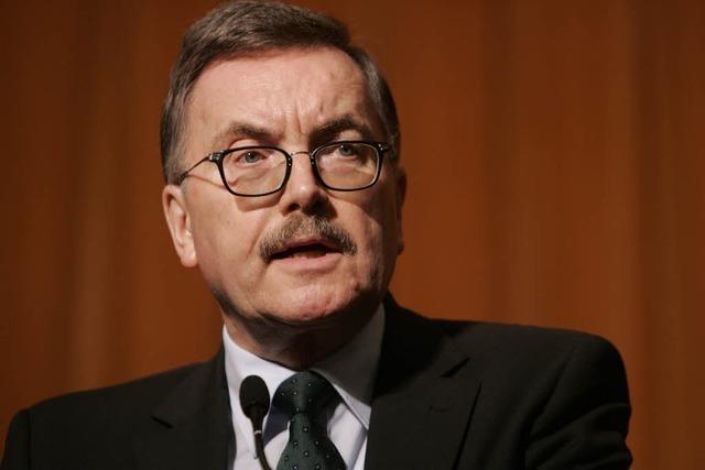 EZB-Chefvolkswirt Stark geht