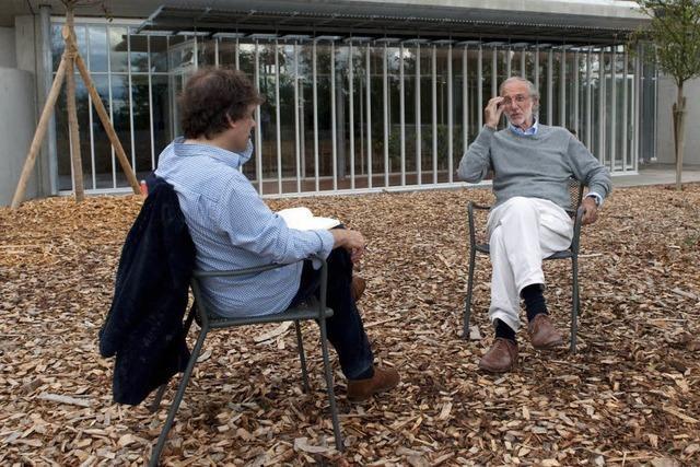 Renzo Pianos Kloster in Ronchamp ist fertig