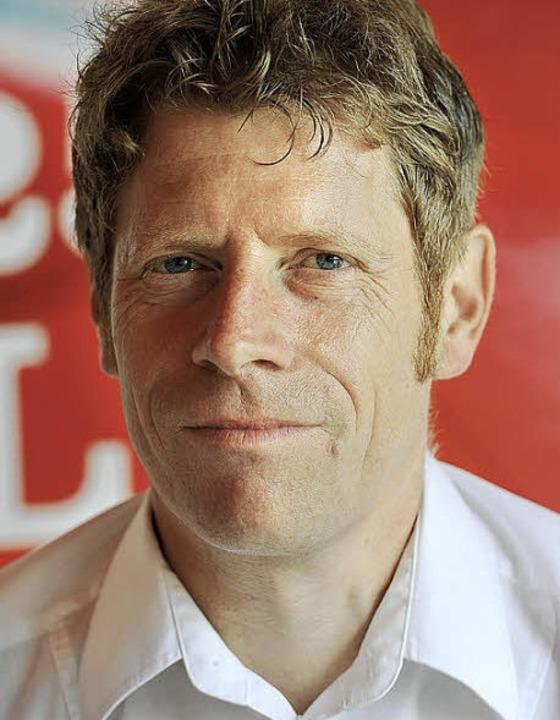 Marc Oßwald  | Foto: Schneider