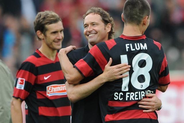 Sorg will gegen Bayern einen mutigen SC Freiburg sehen